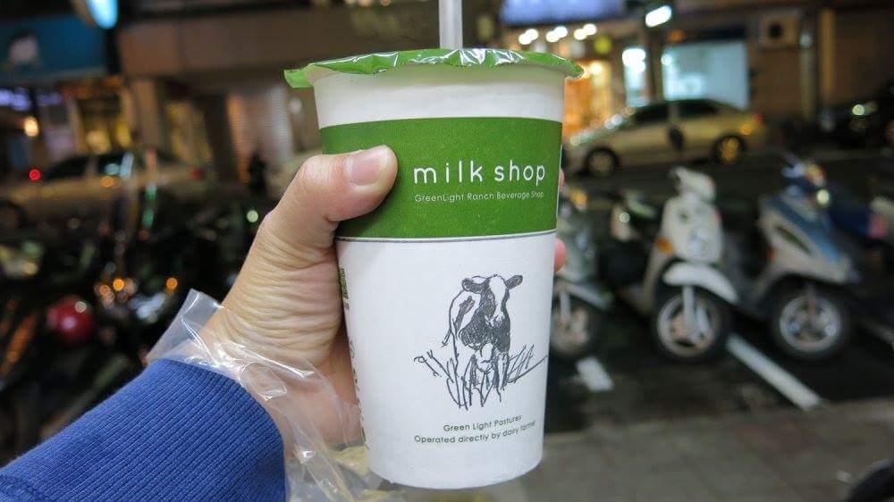 Taiwan Famous Bubble Tea Brand:迷客夏milkshop