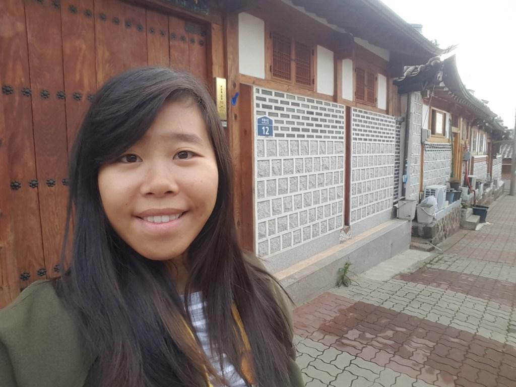 Hanok stay in Seoul