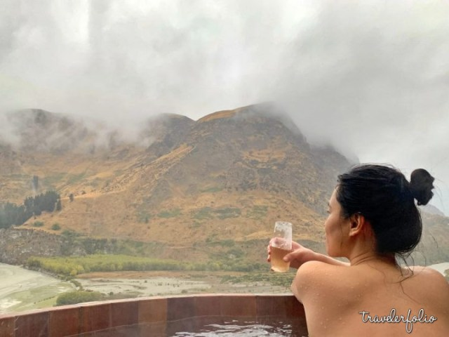 onsen hot pools with a view