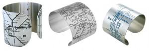 New York Metro Armband