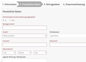 ARD ZDF Antrag auf Befreiung Formular