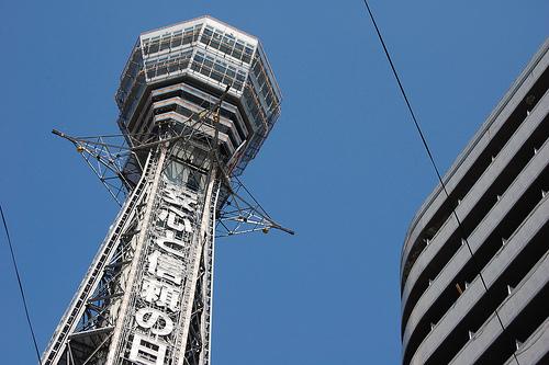 大阪もビックリ!?通天閣の高さが伸びる!人間の煩悩の数である108mに!?