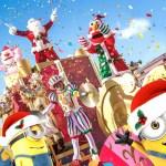 USJのクリスマス☆2015年はグッズもパレードもミニオンが大活躍!冬限定グッズもかわいすぎる!