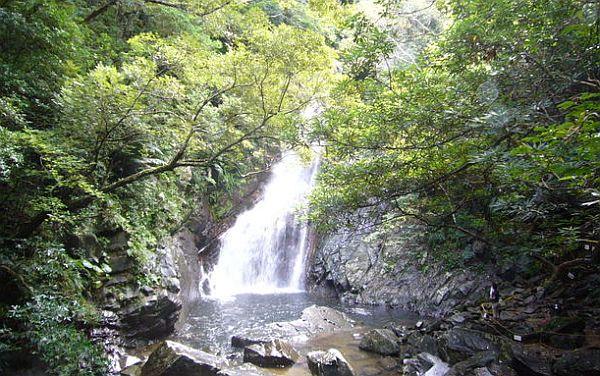 国頭村・比地大滝は水のパワースポット~住所や行く際の注意事項