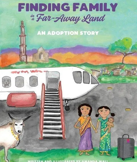 Finding Family in a Far-Away Land