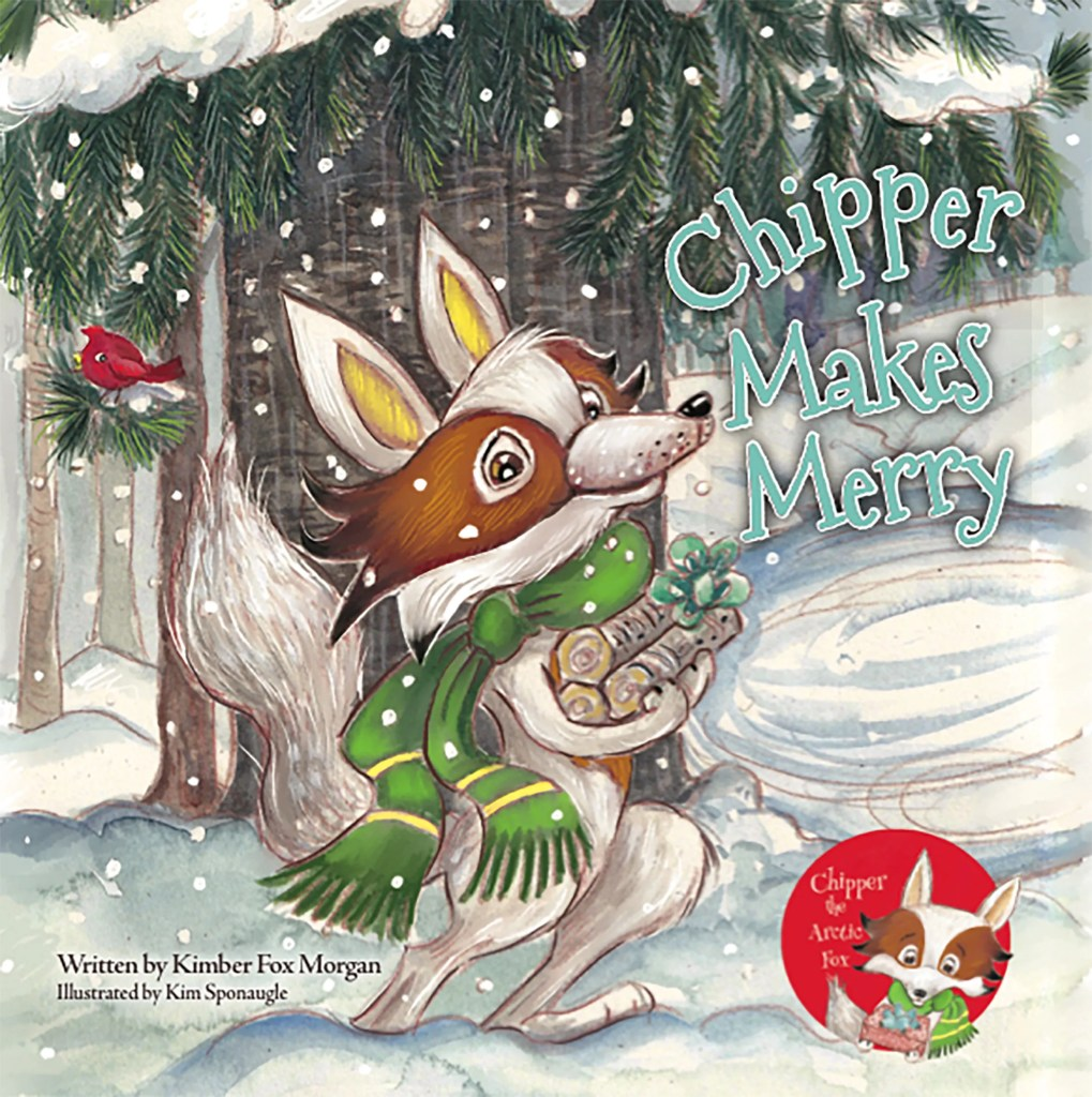 Chipper Makes Merry