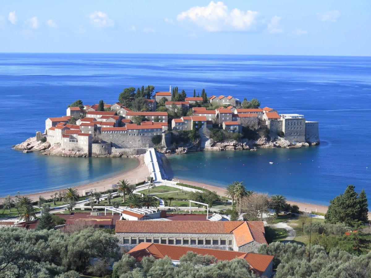 巴爾幹半島的明珠:黑山共和國