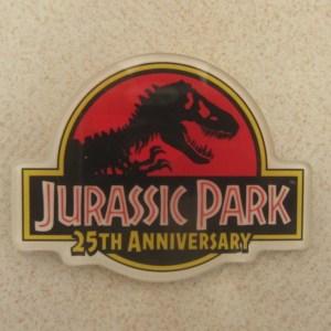 侏羅紀公園 電影襟章