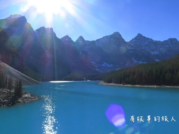 Lake Moraine 夢蓮湖