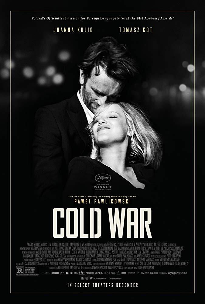 冷戰戀曲:最流麗的影像,化作最揪心的愛歌