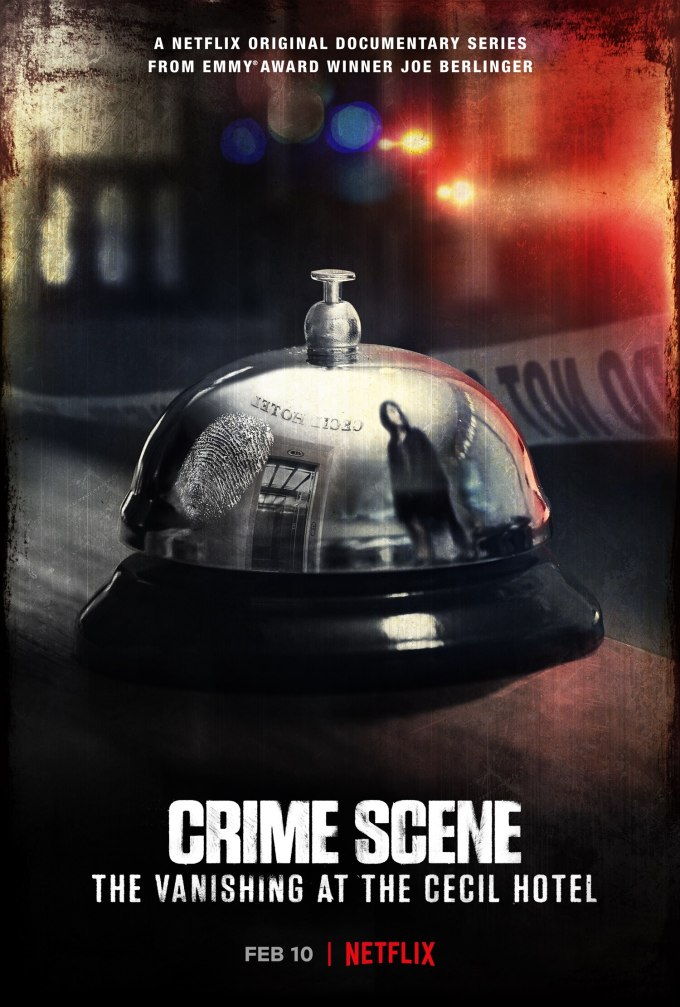 犯罪現場 賽西爾酒店失蹤事件 藍可兒