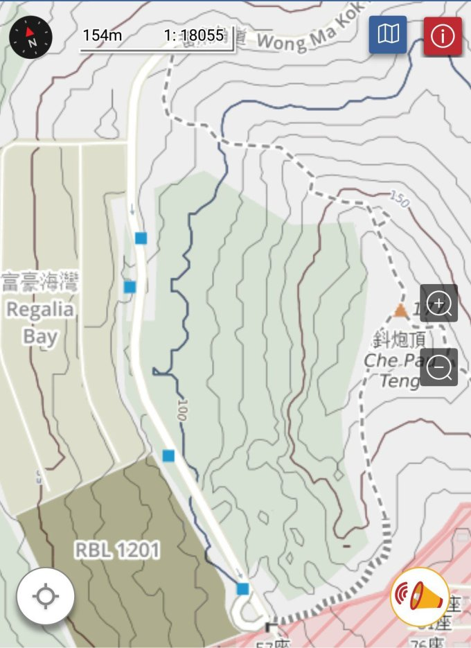 犀牛石 赤柱行山路線