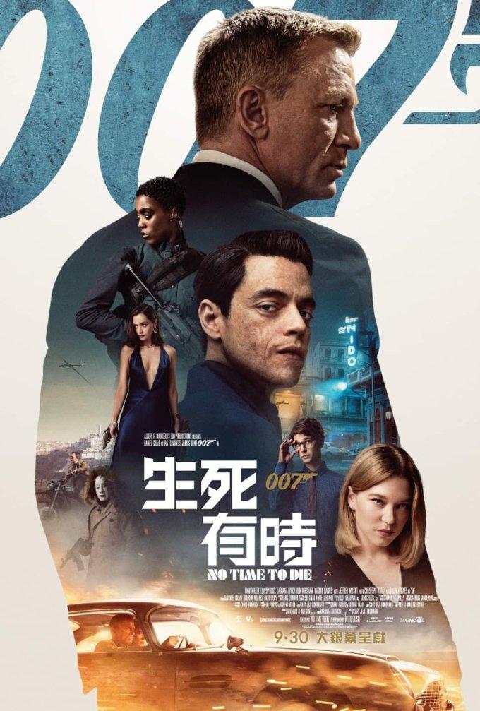 007:生死有時 影評