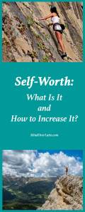 self-worth: what is it and how to increase it? mindoverlatte.com