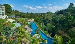 Menyepi di The Westin Resorts & Spa Ubud
