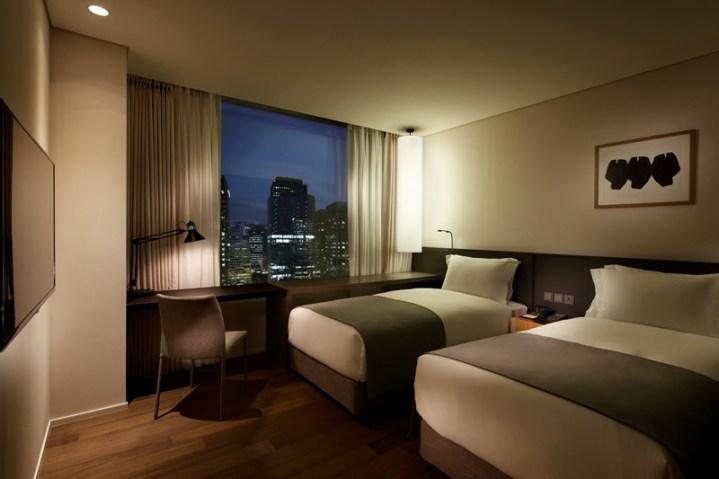 Shilla-Stay-Gwanghwamun-Twin-Room