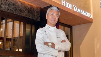Hidemasa Yamamoto, pengelola restoran Hide Yamamoto, Macau - foto: cnn.com