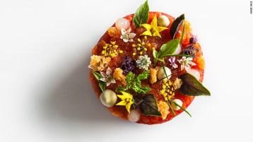 Menu berbahan dasar sayuran segar akan mendominasi Mde Nice - foto: cnn.com