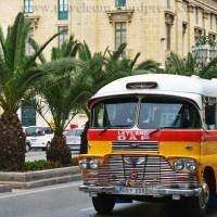 MALTA: zabytkowe autobusy