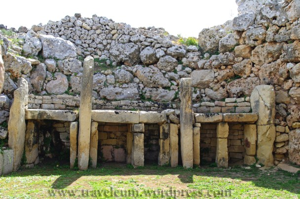 Malta - Gozo: Ggantija