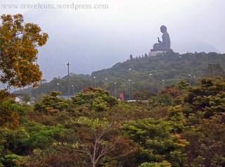 Hongkong- Wielki Budda Tian Tan