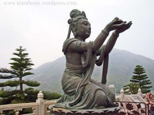 Hongkong - Wielki Budda Tian Tan