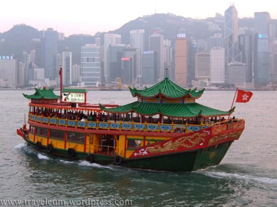 Hongkong - port Wiktorii