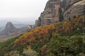 GREECE: Meteora Monasteries / GRECJA: Klasztory w Meteorach