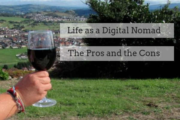 Life as a Digital Nomad Pros and Cons