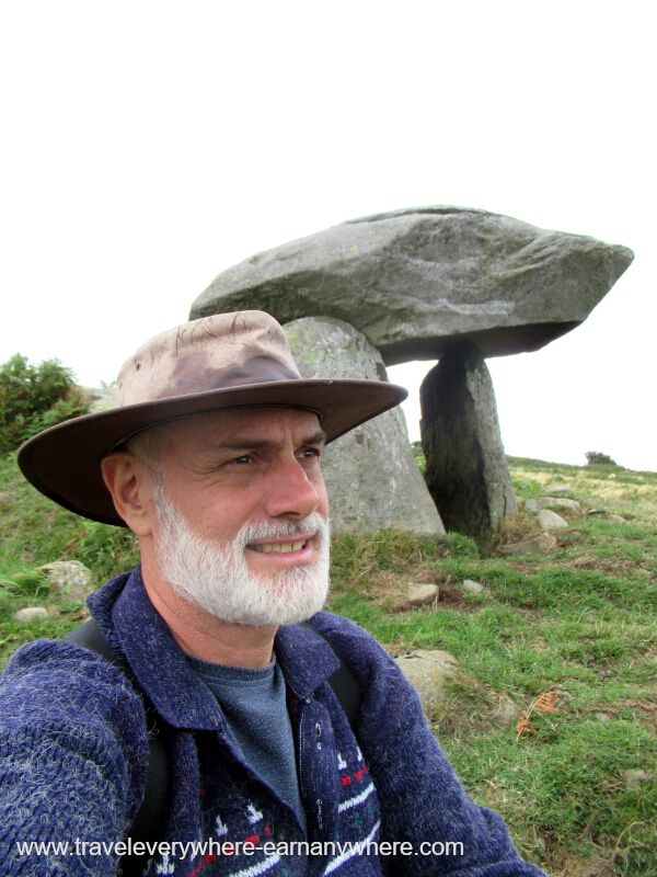 Digital Nomads - Neolithic Burial Chamber - North West Wales