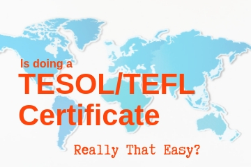 TESOL TEFL Certificate for Digital Nomads