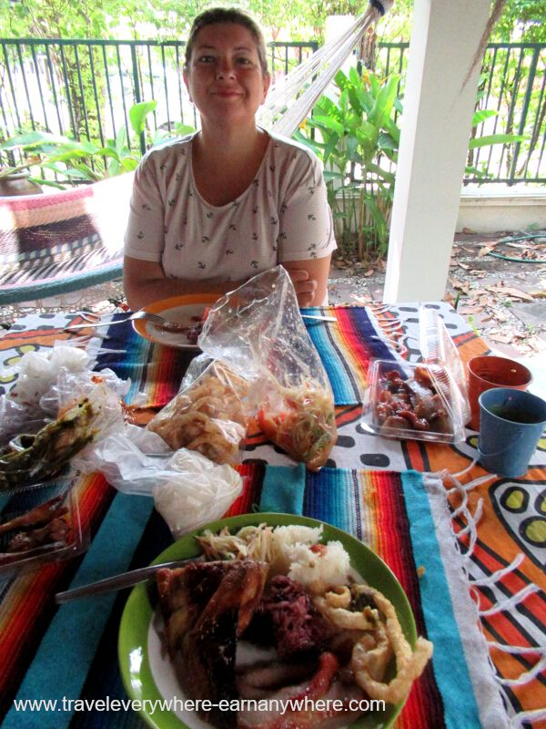 Thai Lunch House sitting for digital nomads