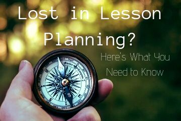 Lost in Lesson Planning? Top tips from an ESL professional so you don't get bogged down in lesson planning. What you need to consider.