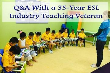 Q&A With a 35-Year ESL Industry Teaching Veteran
