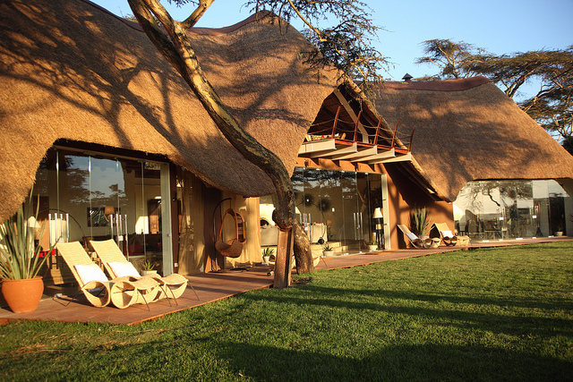 Solio Lodge, Kenya, Africa