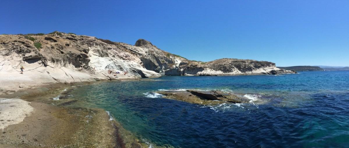 Beach, Bosa, Sardinia