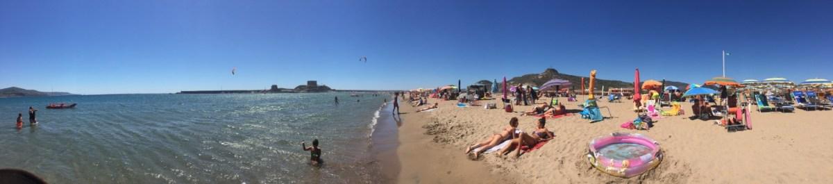 Bosa Beach, Sardinia