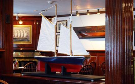 Back Cat Restaurant Ship