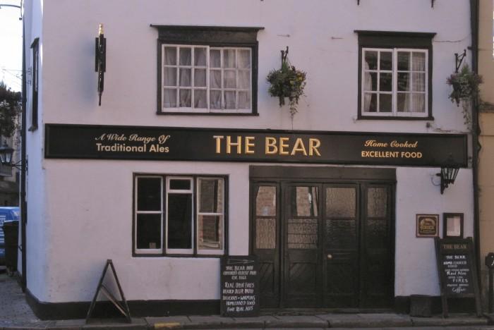 The Bear Pub, Oxford