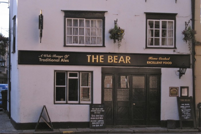 The Bear Pub, Oxford