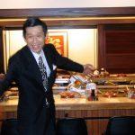 Shabusen at the Ginza