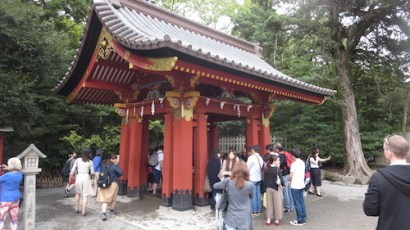 Tsuruoka hachiman-gu (8)