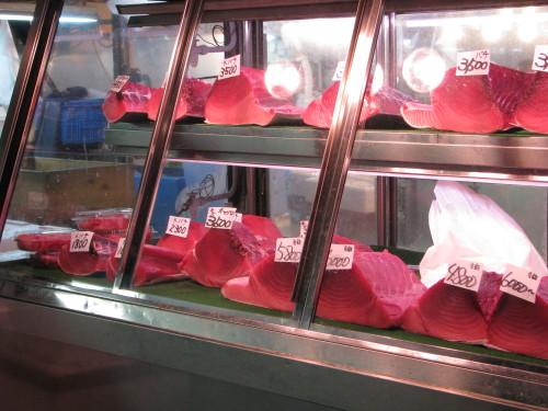 Tsukiji market 011