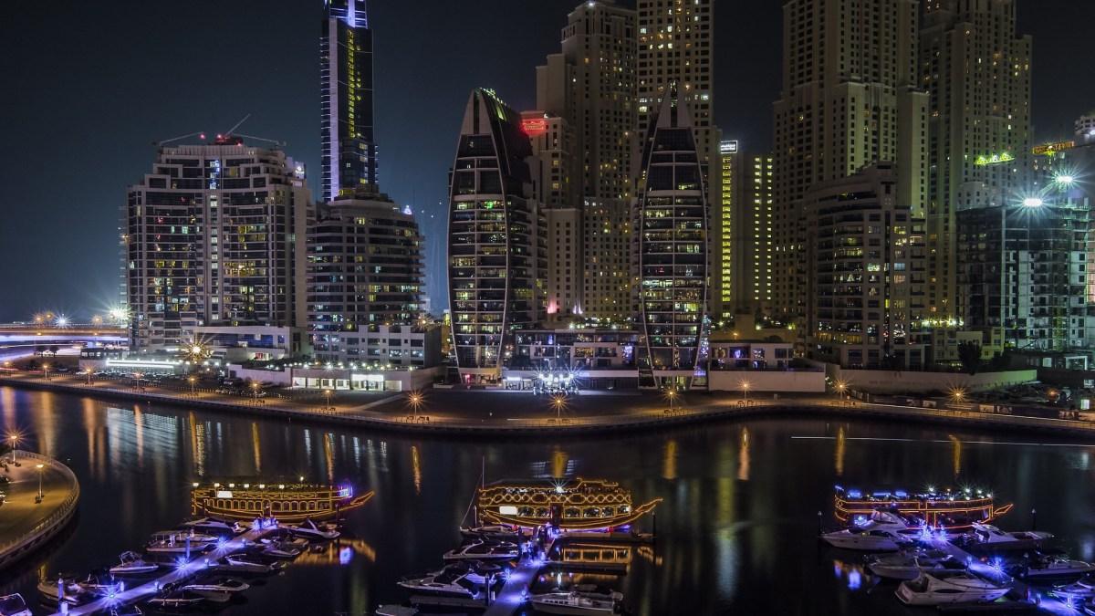 Dhow Dubai Marina
