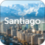 SANTIAGO CITY GUIDE AND MAP - free on the Apple App Store
