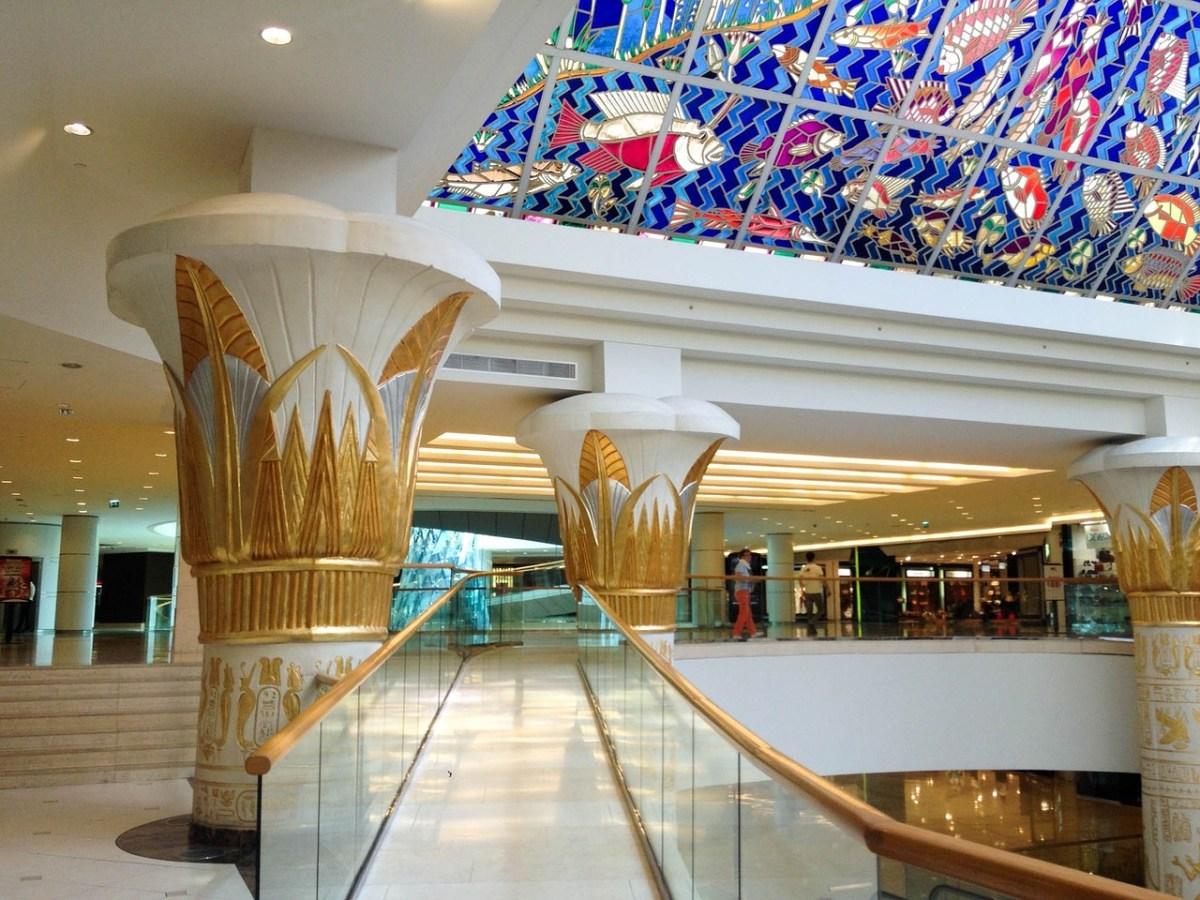 Wafi mall дубай зарубежная недвижимость в дубае