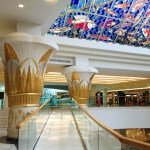 Wafi Mall in Dubai