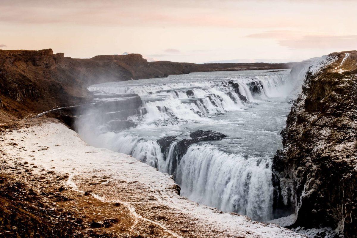 Gullfoss Falls Travel Expert Wiki