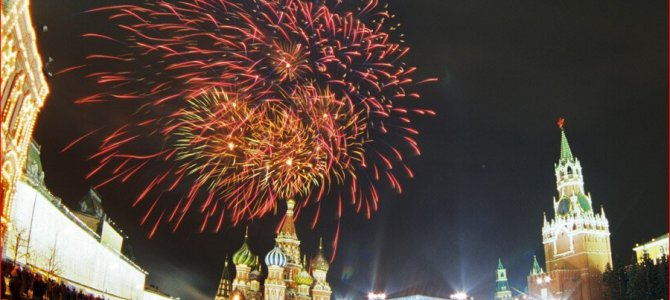 Experience a New Year to remember in Moscow and St Petersburg