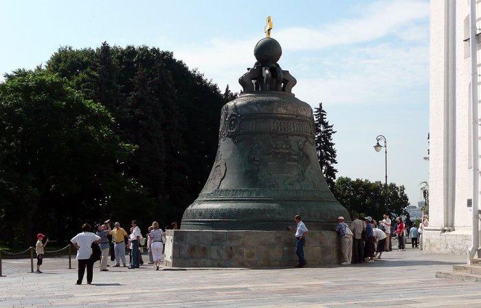 Tsar Bell, Moscow Kremlin
